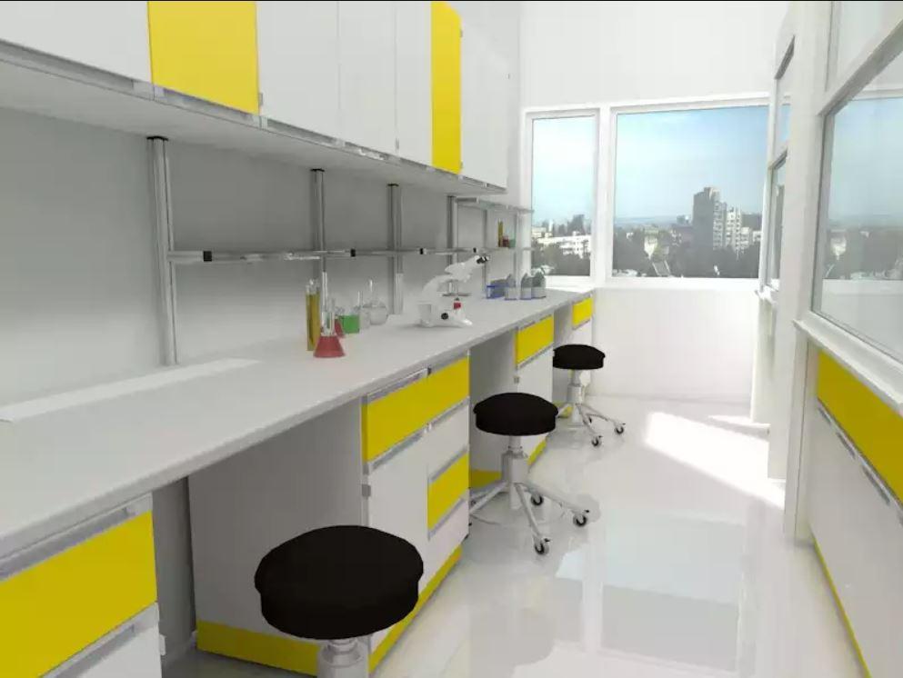 Jakie cechy powinny mieć meble do laboratorium?
